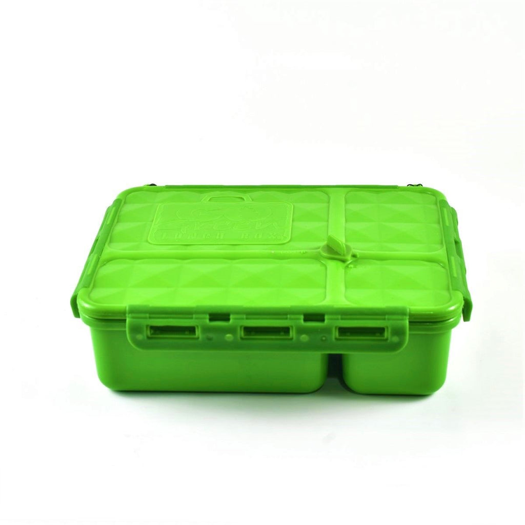 Go Green Break Box (Medium Lunchbox) Eat & Drink Go Green Green
