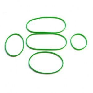 Go Green Replacement Bands/Seals Eat & Drink Go Green Green Large