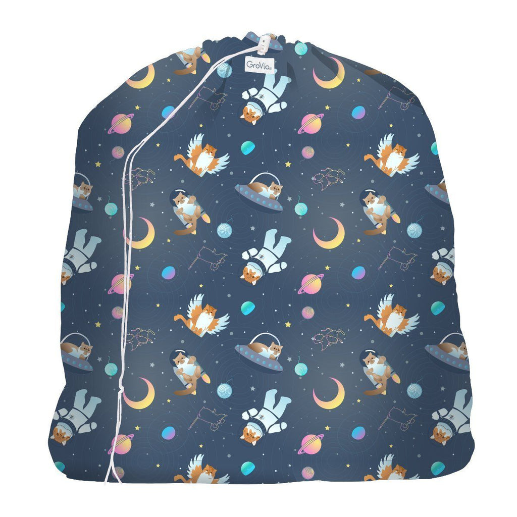 GroVia Pail Liner Accessories Grovia All Good Cats Go To Space