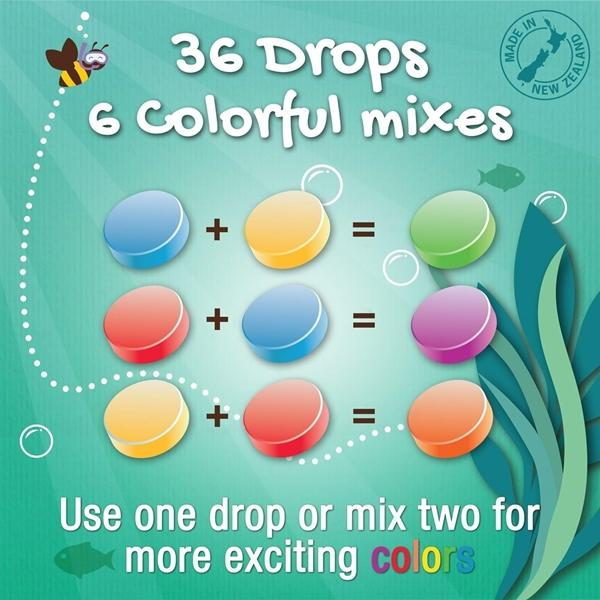 Honeysticks Colour Drops Tweedlenz