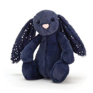 Jellycat Bashful Bunny Medium Tweedlenz Stardust