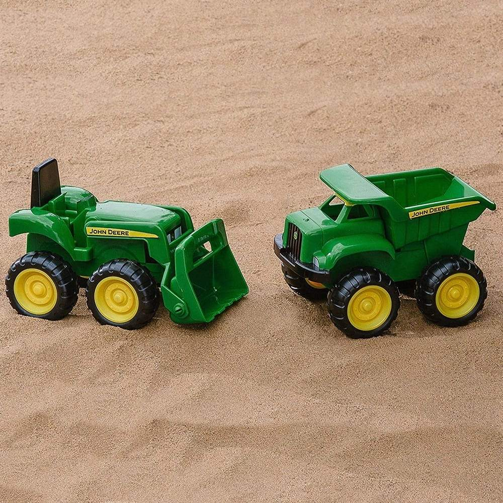 John Deere 15cm Sandpit Vehicles Learn & Play John Deere