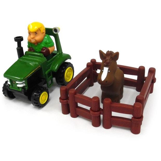 John Deere Tractor Fun Playset Learn & Play John Deere