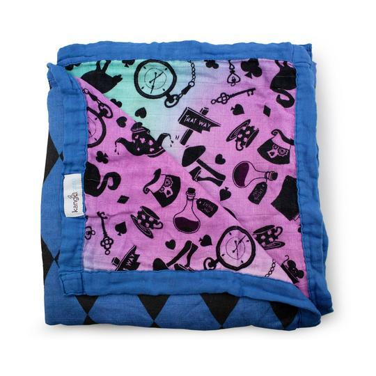 Kanga Care Serene Reversible Blanket Sleep & Wear Rumparooz Muchness