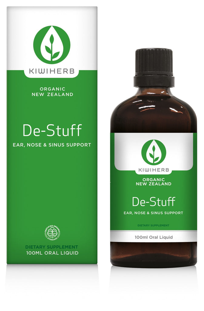 Kiwiherb - De-Stuff - 100ml Tweedlenz