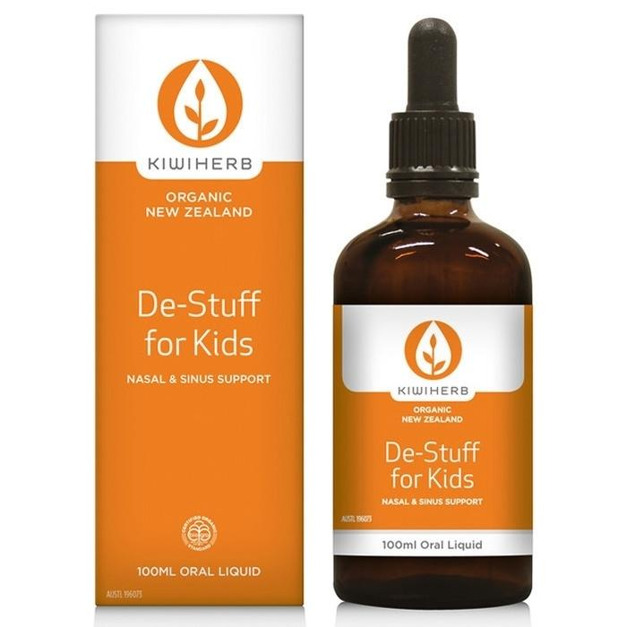 Kiwiherb - De-Stuff for Kids - 200mls Tweedlenz