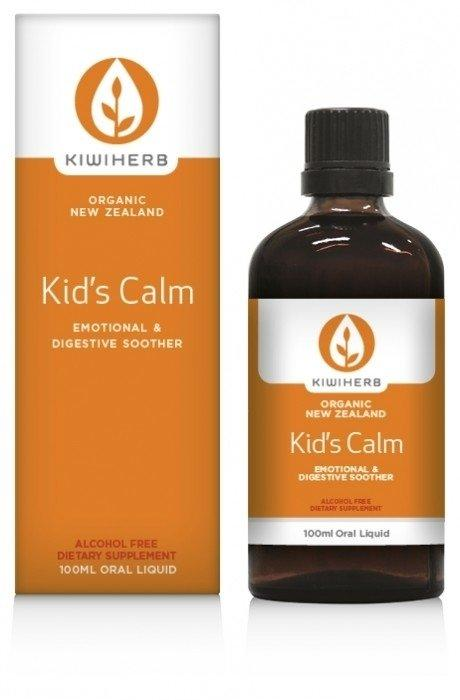 Kiwiherb - Kids Calm - 200mls Tweedlenz