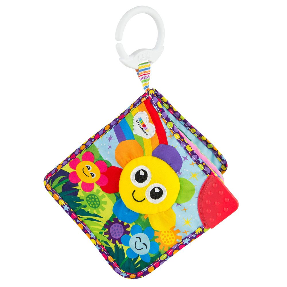 Lamaze Fun with Colours Soft Book Learn & Play Lamaze