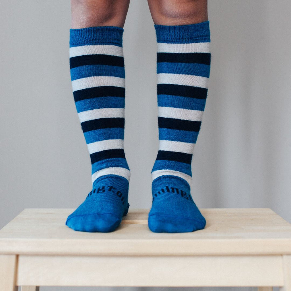 Lamington Socks Sleep & Wear Lamington Marine 2 - 4 Years