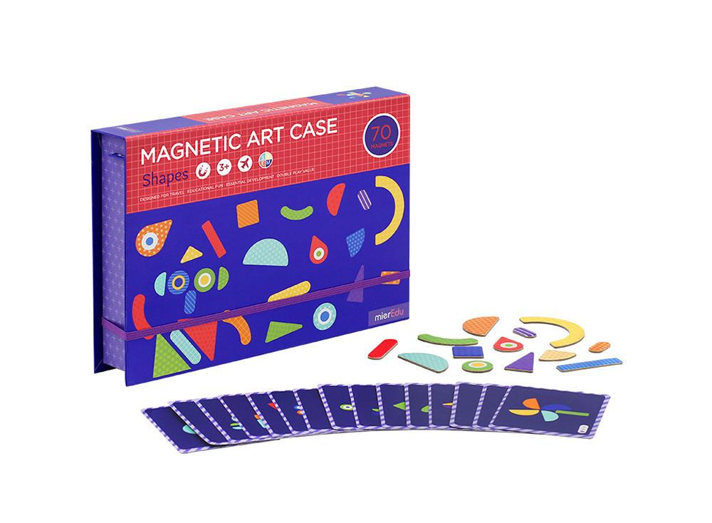 Magnetic Art Case Learn & Play Logical Toys Shapes