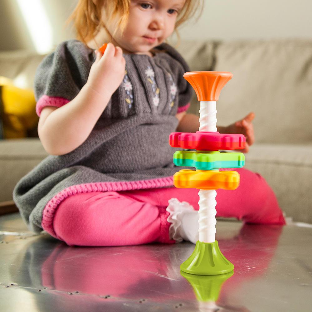 Mini Spinny learn & play Fat Brain Toys