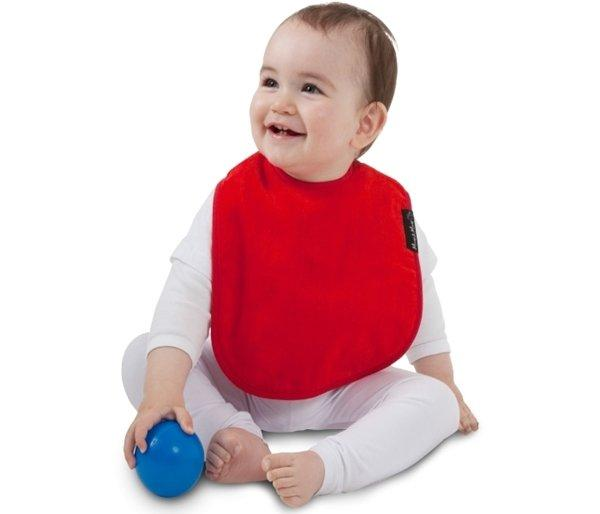 Mum2Mum Standard Wonder Bib Tweedlenz Red