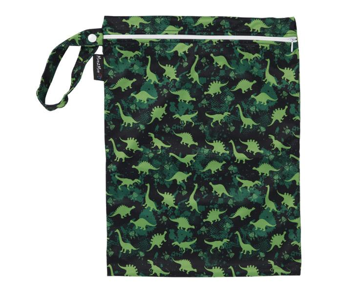 Mum2Mum Wet Bag Tweedlenz Dino Camo