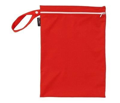 Mum2Mum Wet Bag Tweedlenz Red