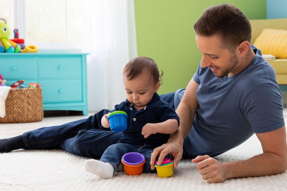 Pile & Play Cups Learn & Play Lamaze