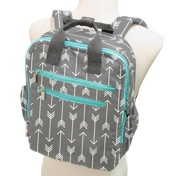 Planetwise Backpack Tweedlenz To the Point
