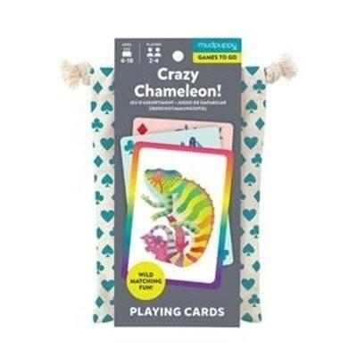 Playing Cards to Go Tweedlenz Crazy Chameleon