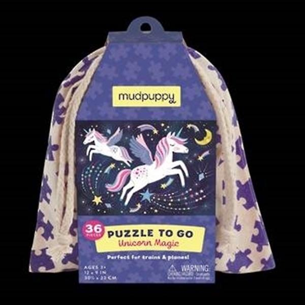 Puzzle to Go Tweedlenz Unicorn