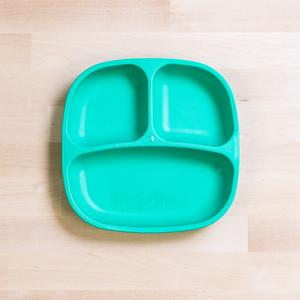 RePlay Divided Plates Tweedlenz Aqua