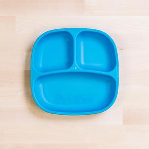 RePlay Divided Plates Tweedlenz Sky Blue