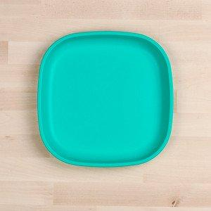 RePlay Large Flat Plates Tweedlenz Aqua