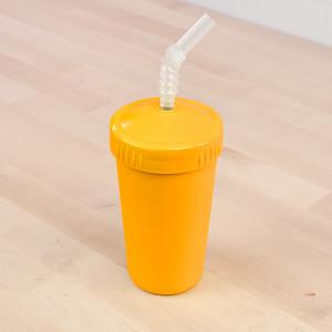 RePlay Straw Cup Tweedlenz Sunny Yellow
