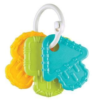 Replay Teether Keys (pre-order) Learn & Play Replay Aqua/Green/Sunny Yellow