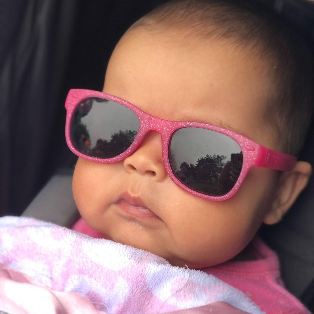 ro.sham.bo Polarized Shades - Toddler Sleep & Wear ro.sham.bo Kelly Glitter Pink