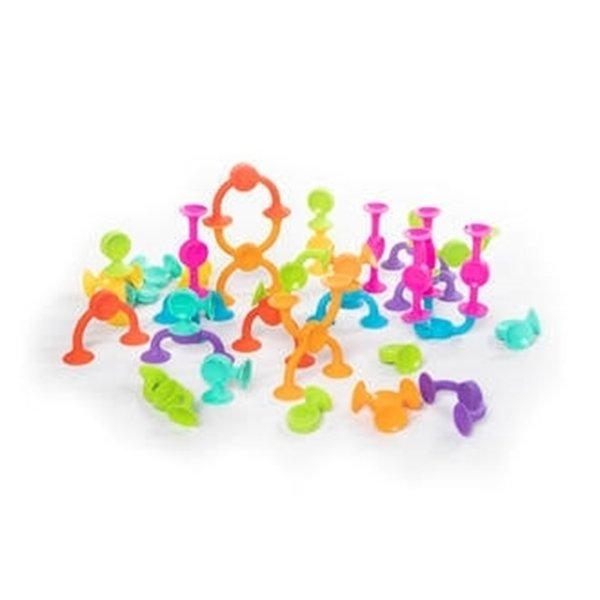 Squigz 2.0 - 36 Piece Set Tweedlenz