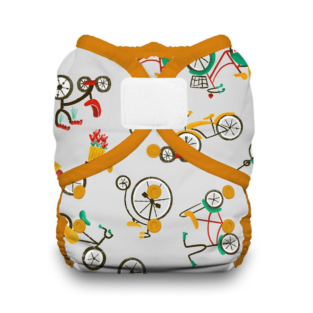 Thirsties Duo Wrap - Size 1 Nappies Thirsties Cruising Hook & Loop