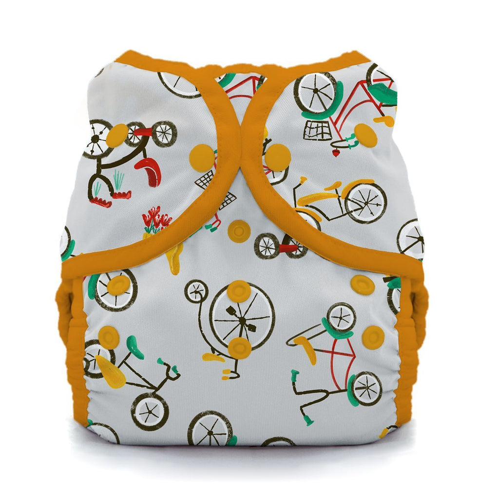 Thirsties Duo Wrap - Size 1 Nappies Thirsties Cruising Snaps