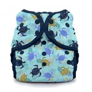 Thirsties Swim Nappy Tweedlenz Tortuga Size 1