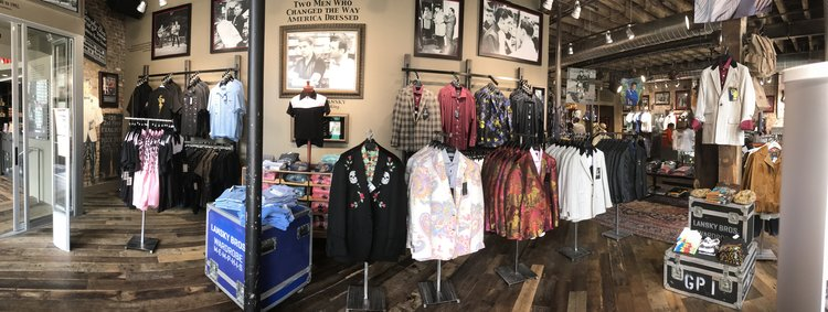 INTERVIEW WITH MR. LANSKY OF LANSKY BROS, ELVIS' FAVORITE CLOTHING STORE