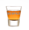 Memphis Shot Glass