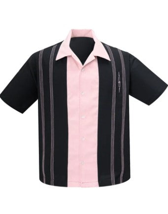 The Harper- Black/Pink