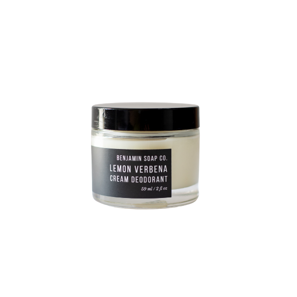 Cream Deodorant 2 oz. - Lemon Verbena