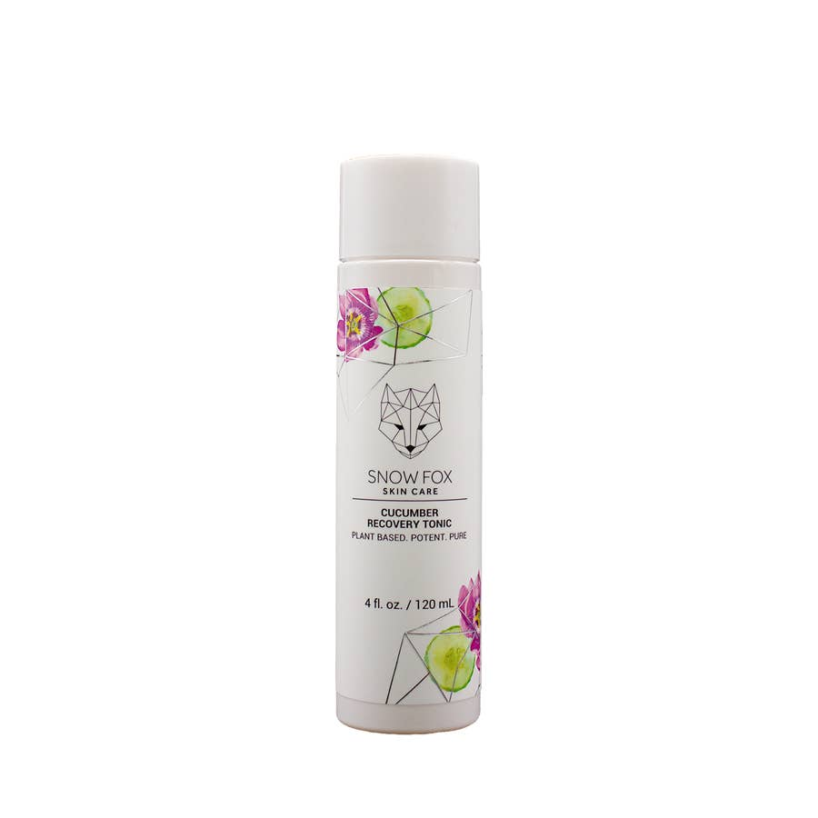 Snow Fox Skincare - Cucumber Recovery Tonic