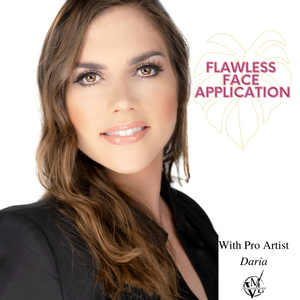 Flawless Face Application with Daria DiBitonto - Unlock Unlimited Access!