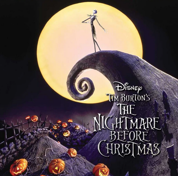 "Celebrating Tim Burton's ""The Nightmare Before Christmas""."