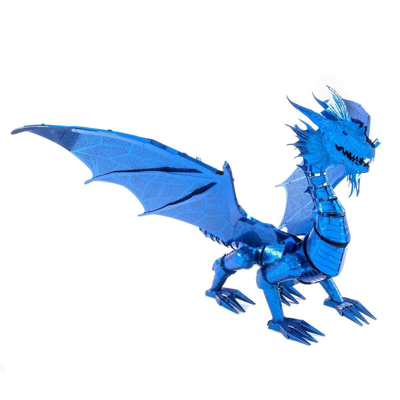 Blue Dragon Poseable Model