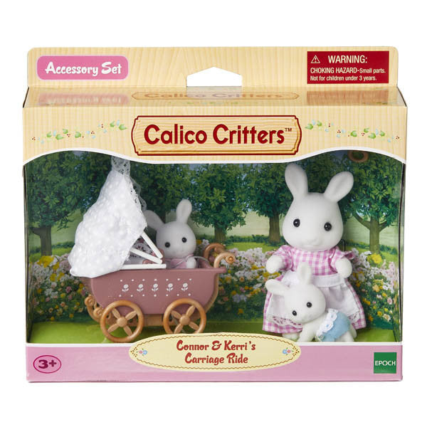 Calico Critters Carriage Ride