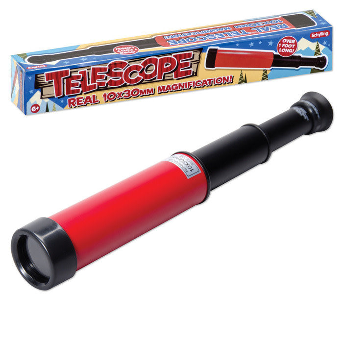 Glass Telescope