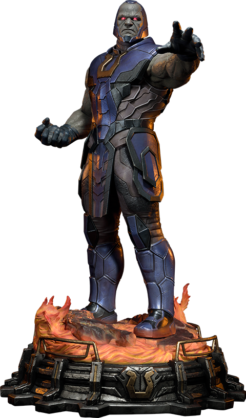 Darkseid Statue 1/4 Scale Collector's Edition