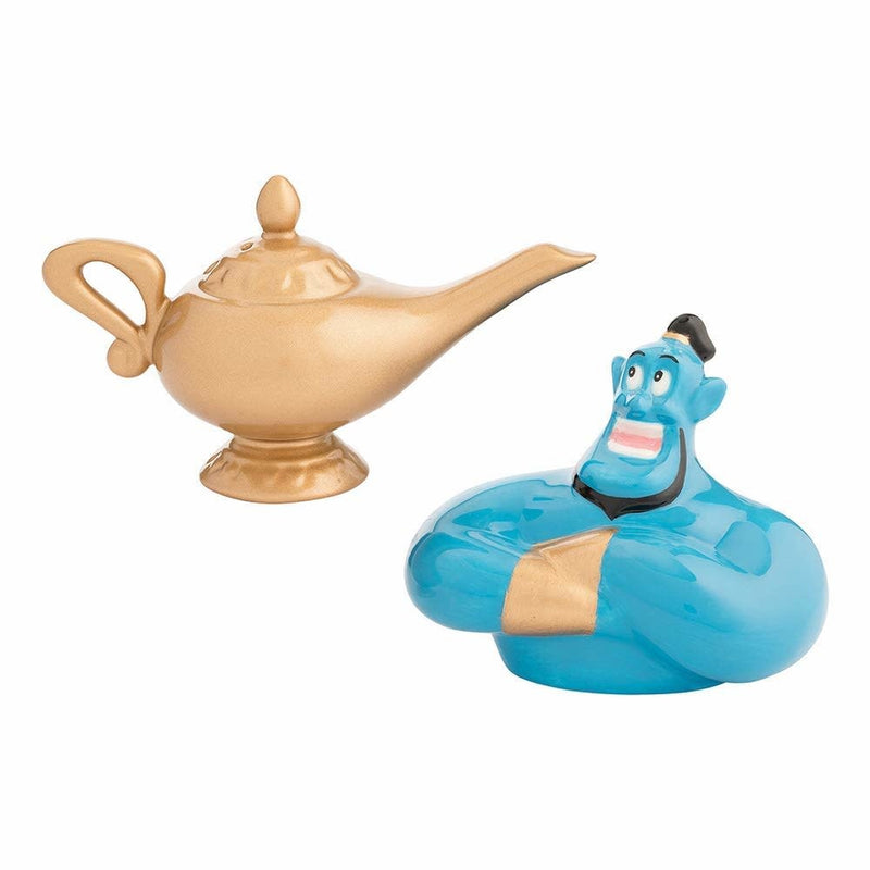 Aladdin Genie & Lamp Salt and Pepper Shaker