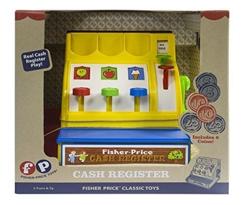 Fisher-Price Retro Cash Register