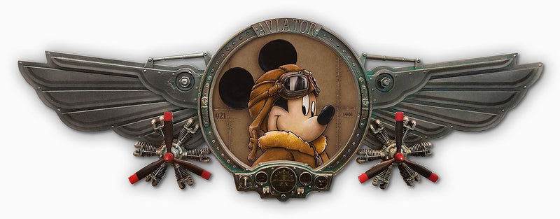 Aviator Mickey