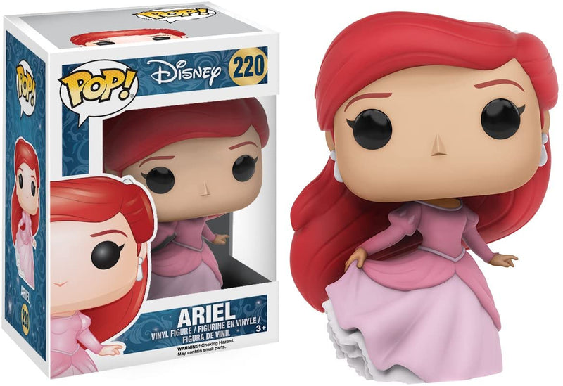 Princess Ariel Pop! Figure