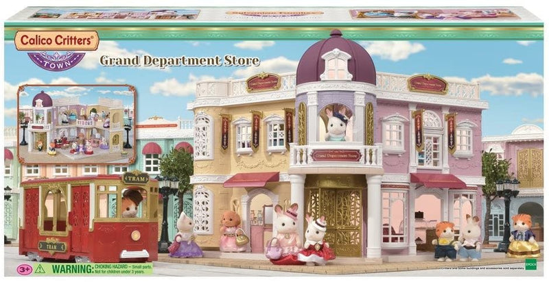 Calico Critters Grand Department Store