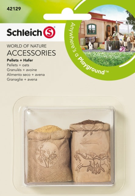 Schleich Pellets & Oats Accessory