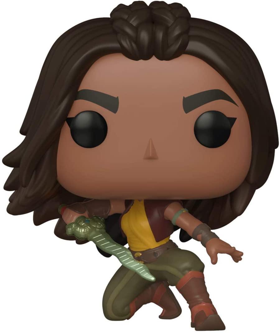 Funko POP: Raya and The Last Dragon - Raya (Warrior Pose)